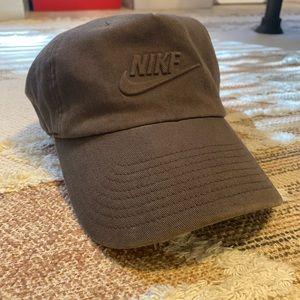 Unisex Nike Army Green dad hat